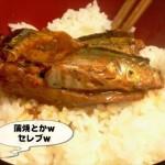 さんま蒲焼丼www